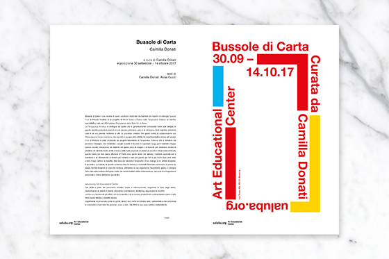Bussole di Carta by ualuba.org indipendent publishing house